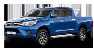 Toyota Hilux - Concessionario Toyota Bologna