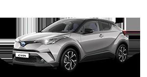 Toyota C-HR - Concessionario Toyota Bologna