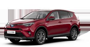 Toyota RAV4 - Concessionario Toyota Bologna