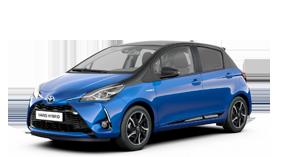 Toyota Yaris - Concessionario Toyota Bologna